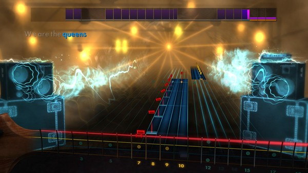 """Скриншот №2 к Rocksmith® 2014 – Thirty Seconds to Mars - """"Kings and Queens"""""""