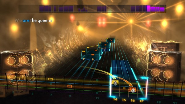 """Скриншот №4 к Rocksmith® 2014 – Thirty Seconds to Mars - """"Kings and Queens"""""""