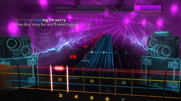 Скриншот №4 к Rocksmith® 2014 – Thirty Seconds to Mars Song Pack