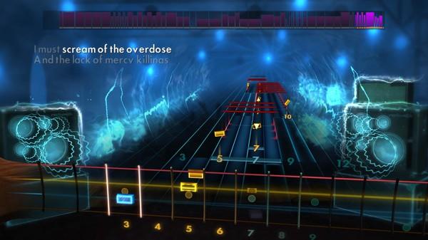 "Скриншот №4 к Rocksmith® 2014 – Megadeth - ""Holy Wars... The Punishment Due"""