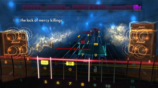 "Скриншот №2 к Rocksmith® 2014 – Megadeth - ""Holy Wars... The Punishment Due"""