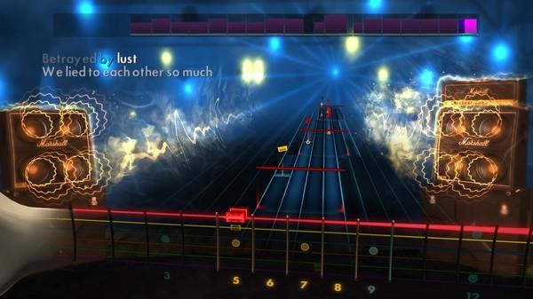 """Скриншот №1 к Rocksmith® 2014 – Megadeth - """"Trust"""""""