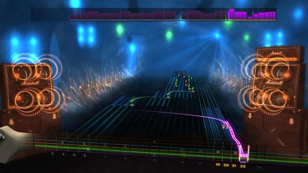 """Скриншот №2 к Rocksmith® 2014 – Megadeth - """"Trust"""""""