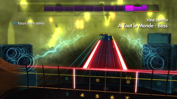 "Скриншот №4 к Rocksmith® 2014 – Megadeth - ""A Tout Le Monde"""