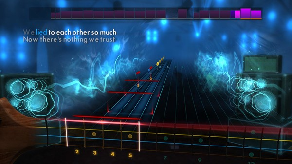 Скриншот №5 к Rocksmith® 2014 – Megadeth Song Pack II