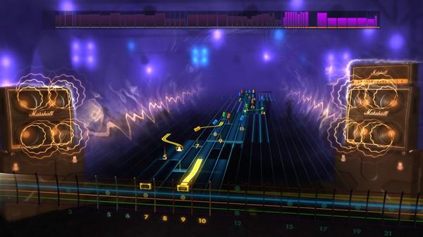 Скриншот №4 к Rocksmith® 2014 – Megadeth Song Pack II