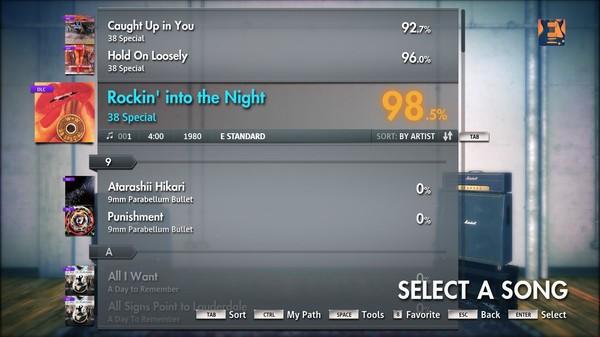 "Скриншот №5 к Rocksmith® 2014 – 38 Special - ""Rockin into the Night"""