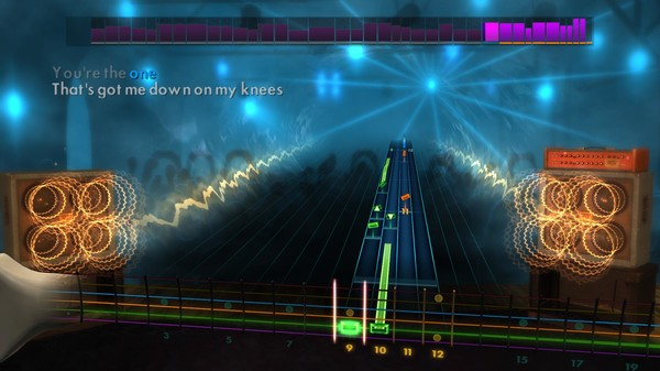 Скриншот №1 к Rocksmith® 2014 – 38 Special Song Pack