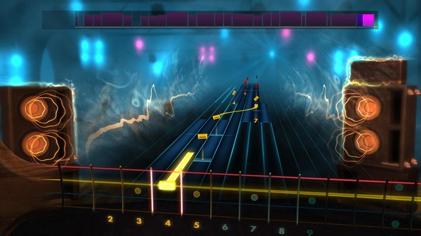 Скриншот №2 к Rocksmith® 2014 – 38 Special Song Pack