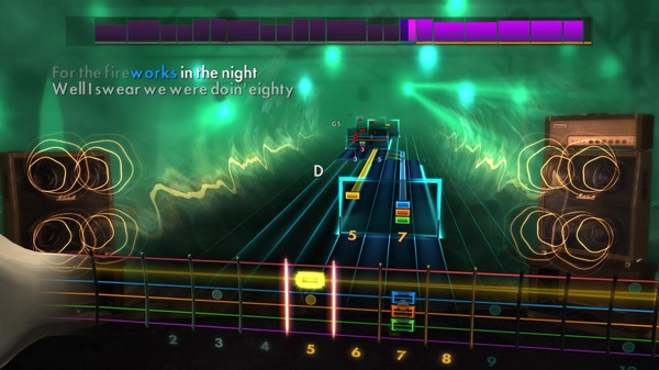 Скриншот №4 к Rocksmith® 2014 – 38 Special Song Pack
