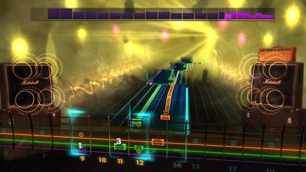 """Скриншот №3 к Rocksmith® 2014 – The Offspring - """"The Kids Arent Alright"""""""