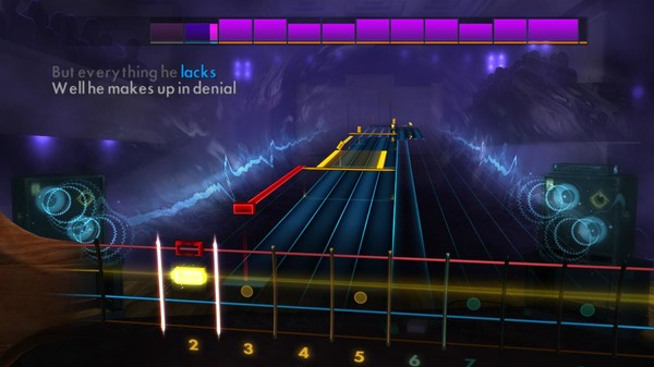"""Скриншот №1 к Rocksmith® 2014 – The Offspring - """"Pretty Fly For A White Guy"""""""