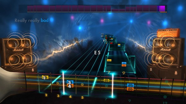 "Скриншот №2 к Rocksmith® 2014 – The Offspring - ""Want You Bad"""