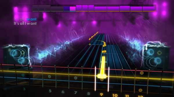 """Скриншот №1 к Rocksmith® 2014 – The Offspring - """"All I Want"""""""