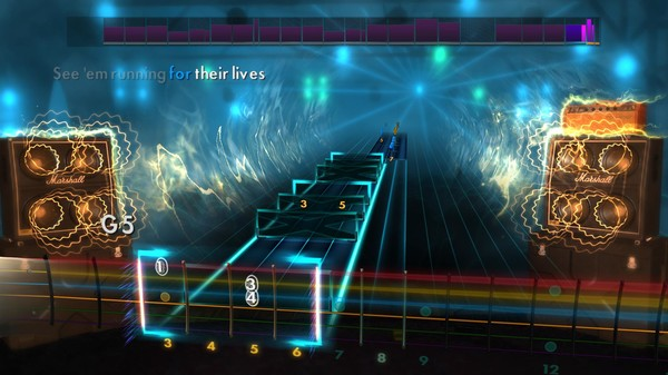 Скриншот №4 к Rocksmith® 2014 – The Offspring Song Pack II