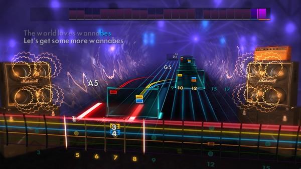 Скриншот №1 к Rocksmith® 2014 – The Offspring Song Pack II