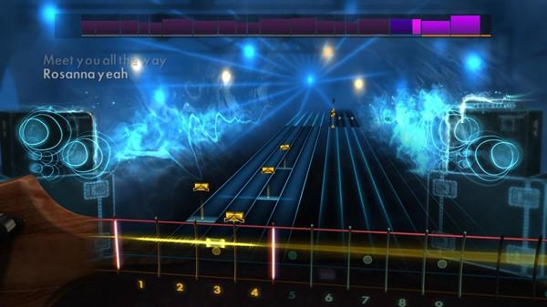 "Скриншот №5 к Rocksmith® 2014 – Toto - ""Rosanna"""