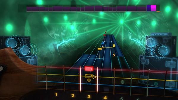 "Скриншот №2 к Rocksmith® 2014 – Toto - ""Rosanna"""