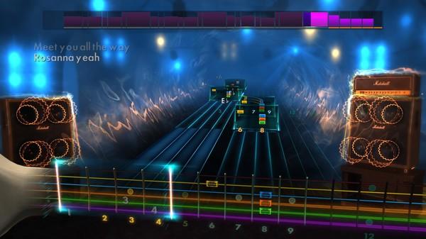 "Скриншот №3 к Rocksmith® 2014 – Toto - ""Rosanna"""