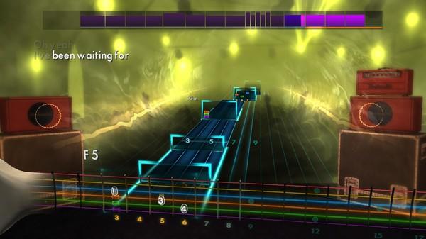 "Скриншот №2 к Rocksmith® 2014 – Daryl Hall and John Oates - ""You Make My Dreams"""