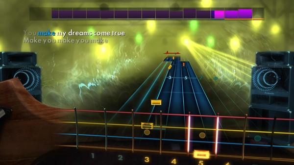 "Скриншот №5 к Rocksmith® 2014 – Daryl Hall and John Oates - ""You Make My Dreams"""