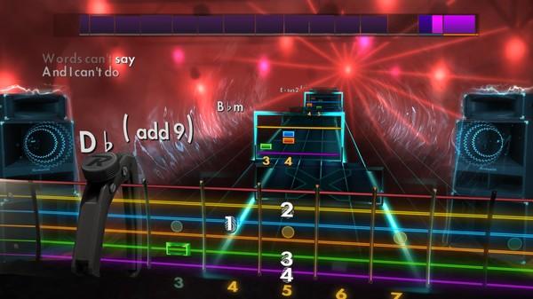 Скриншот №5 к Rocksmith® 2014 – Valentines Day Song Pack