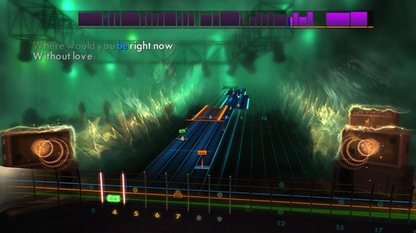 Скриншот №3 к Rocksmith® 2014 – Hit Singles Song Pack IV