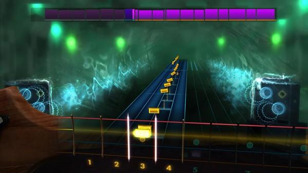 Скриншот №1 к Rocksmith® 2014 – Hit Singles Song Pack IV
