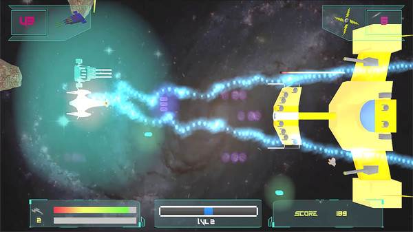 скриншот Stellar 2D 2