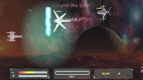 скриншот Stellar 2D 3