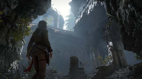 Rise of the Tomb Raider скриншот