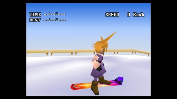 Скриншот №9 к FINAL FANTASY VII