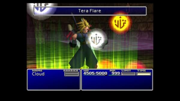 скриншот FINAL FANTASY VII 1
