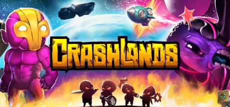 Crashlands Cover Image