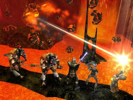 Dungeon Siege screenshot
