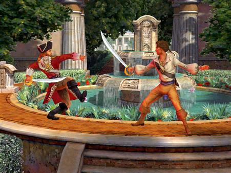 Скриншот №2 к Sid Meiers Pirates!