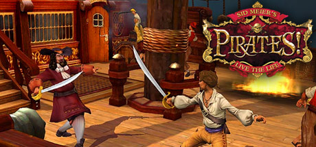 Sid Meier's Pirates! Cover Image
