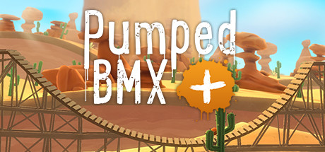 Pumped BMX + Cover Image