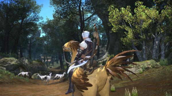 Скриншот №3 к FINAL FANTASY XIV Online