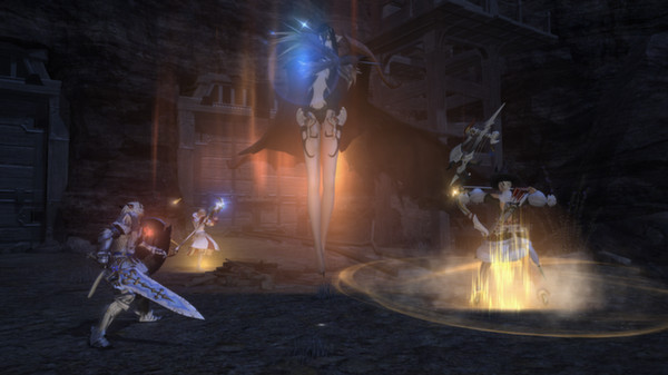 Скриншот №8 к FINAL FANTASY XIV Online