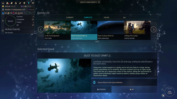 Скриншот №14 к ENDLESS™ Space 2