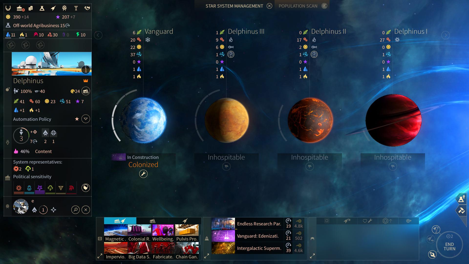 Endless Space 2 Screenshot 2