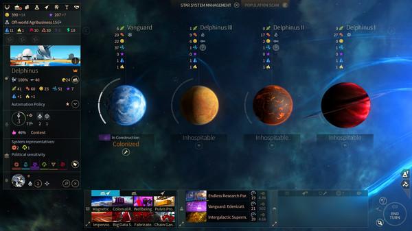 Скриншот №10 к ENDLESS™ Space 2