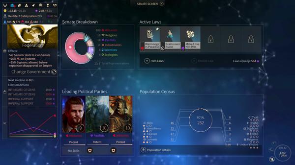 Скриншот №20 к ENDLESS™ Space 2