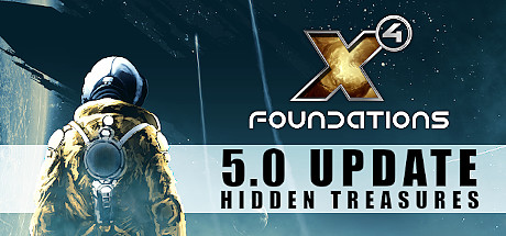 X4: Foundations Cover Image
