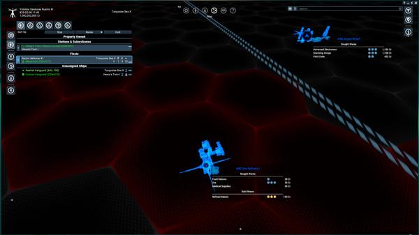 Скриншот №10 к X4 Foundations