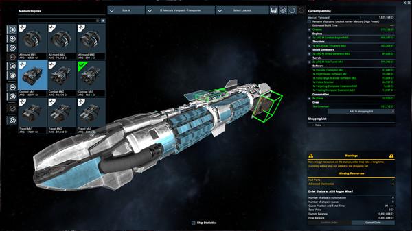 Скриншот №11 к X4 Foundations