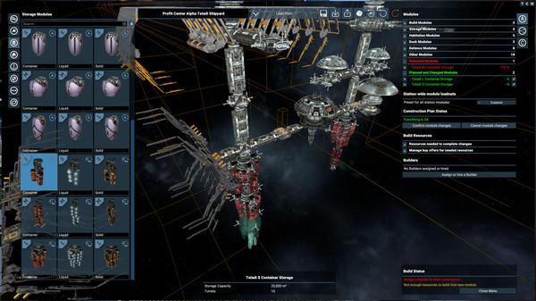 Скриншот №5 к X4 Foundations