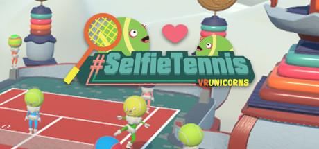 #SelfieTennis Cover Image
