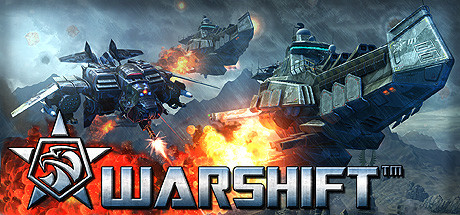 WARSHIFT Cover Image